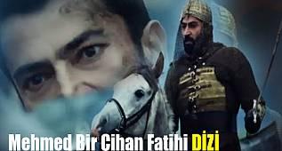 Mehmed Bir Cihan Fatihi dizisi Kenan İmirzalıoğlu ile başlıyor