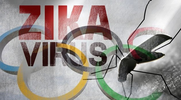 2016 Rio de Janeiro Olimpiyatlarına Zika virüsü darbesi