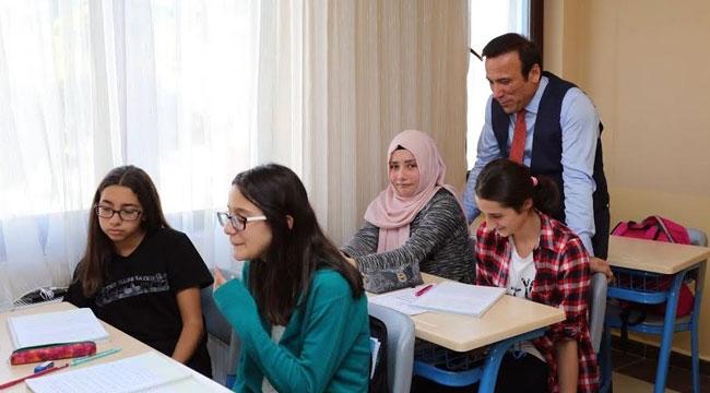 Canik eğitim ve kültür kampüsü yeni döneme hazır