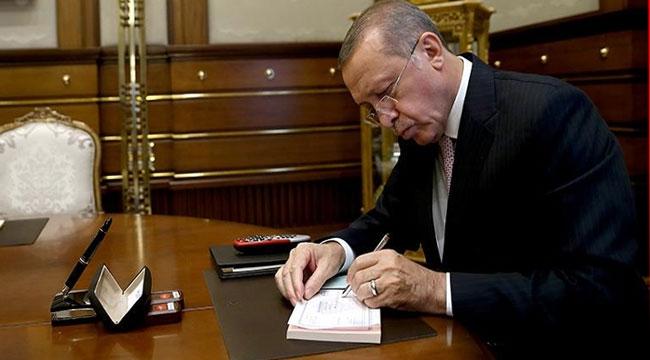 Cumhurbaşkanı Erdoğan kurban bağışını kendi yazdı