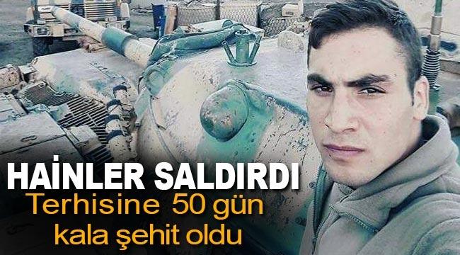 Erzurum'a şehit Oğuzhan Karaca'nın acı haberi ulaştı