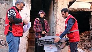 Halep'ten gelecek yaralılar ve siviller için hazırlıklar tamam