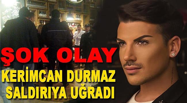 Kerimcan Durmaz Samsun'da saldırıya uğradı