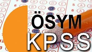 KPSS sonuçları açıklandı merakla bekleniyordu
