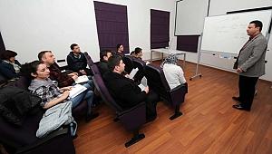 Osmanlıca dil kursu açıldı