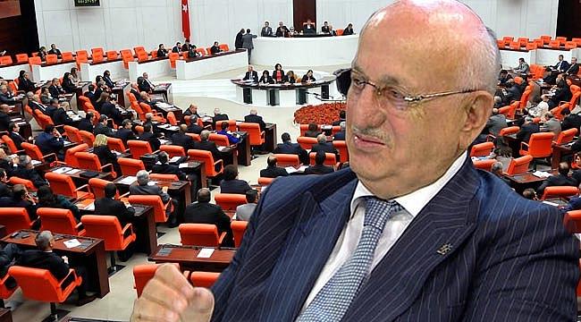 Meclis başkanı yoğun bakıma alındı