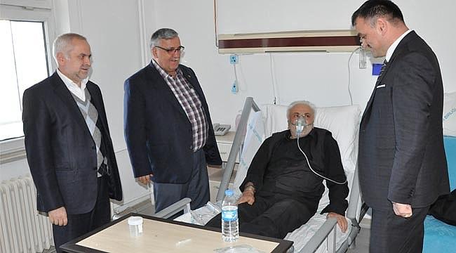 Salıpazarı Devlet Hastanesi'nde hasta yatışlarına başlandı