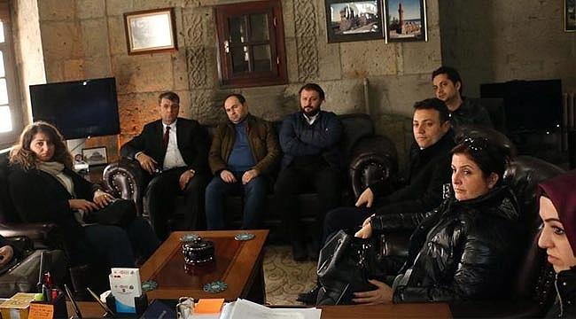 Samsun Büyükşehir Belediyesi Bitlis'te çalışmalara başladı