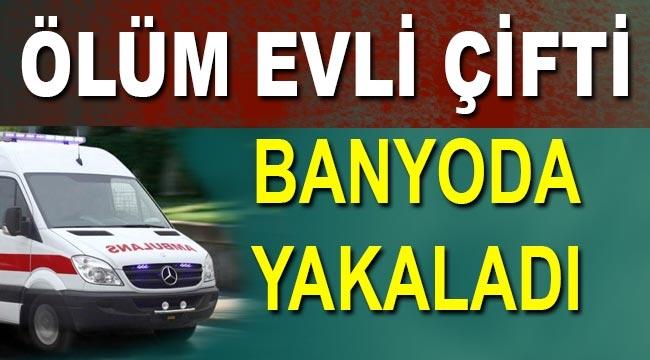 Samsun'da şofbenden iki kişi öldü