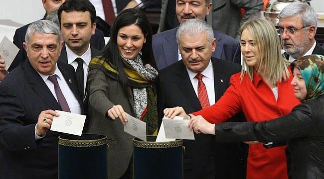 Türkiye'nin geleceği Anayasa değişikliğinde