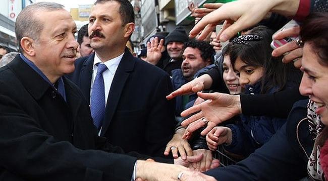 Cumhurbaşkanı Erdoğan, Yeni Anayasa mesajı