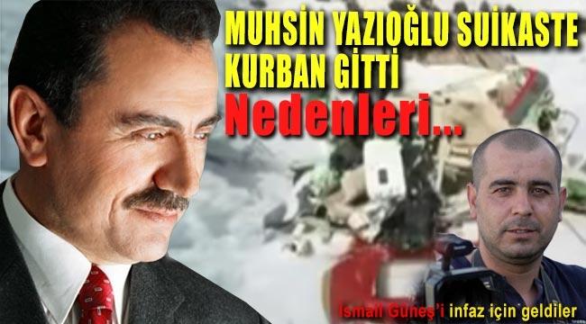 Muhsin Yazıcıoğlu'nun ölümü helikopter düşürüldü mü ? FETÖ parmağı
