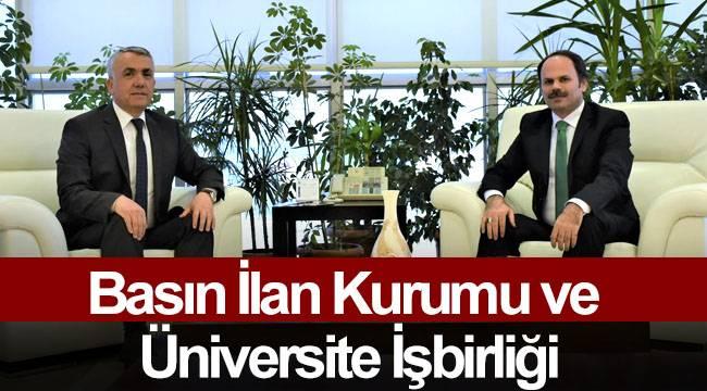 Basın İlan Kurumu ve Üniversite İşbirliği