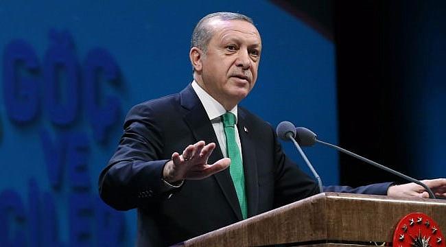 Cumhurbaşkanı Erdoğan: 'İşbirlikler artmalı'