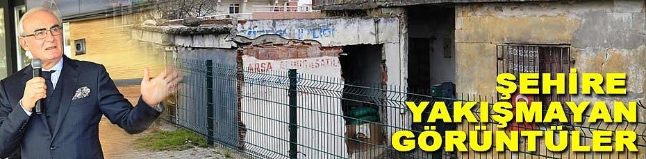 Samsun'da çirkin görüntülerle mücadele