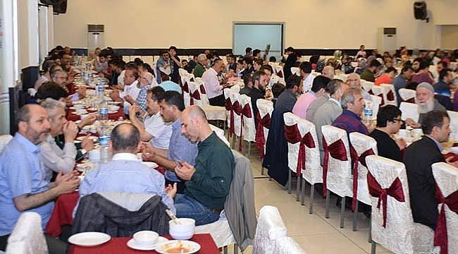 ÇEYDER'den iftar