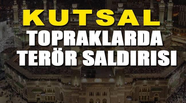 Kabe'de terör saldırısı önlendi