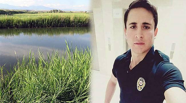 Konya'da Polis okulu öğrencisi boğuldu