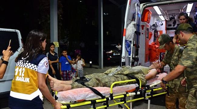 Manisa'da 571 asker yemekten zehirlendi