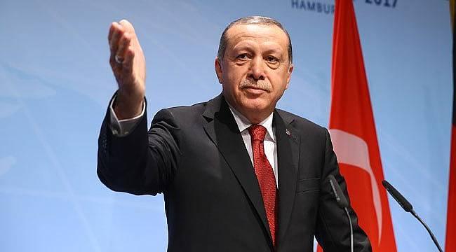 Erdoğan, Suriye'de terör adaları oluşmasına izin vermeyeceğiz