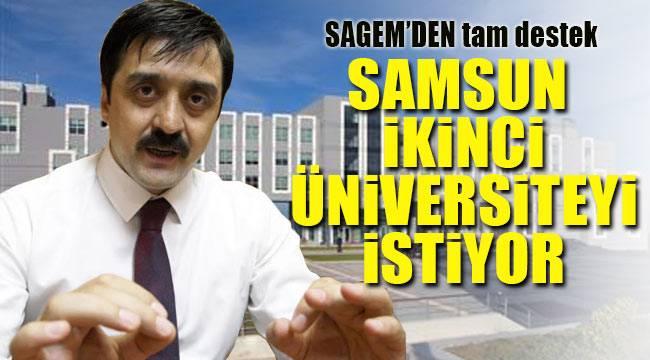 SAGEM'dem ikinci devlet üniversitesine tam destek