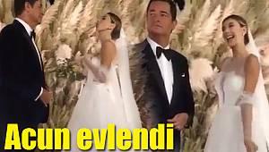 Acun Ilıcalı, Şeyma Subaşı evlendi, düğün videosu, fotoğraf dans günün konusu oldu