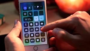 IPhone'da iOS 11 güncelleme sonrası depolama yeteriz uyarısı