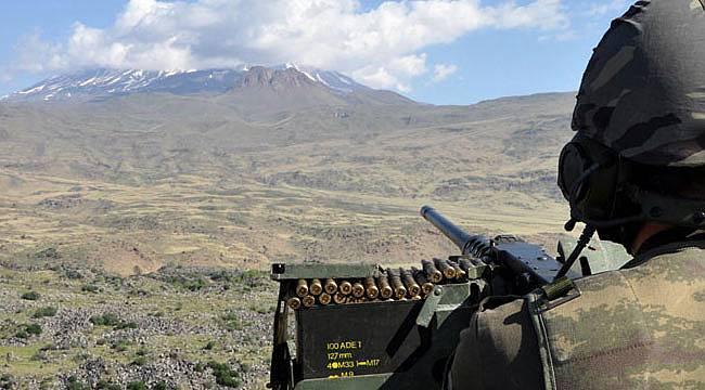 Operasyon 2 terörist öldürüldü