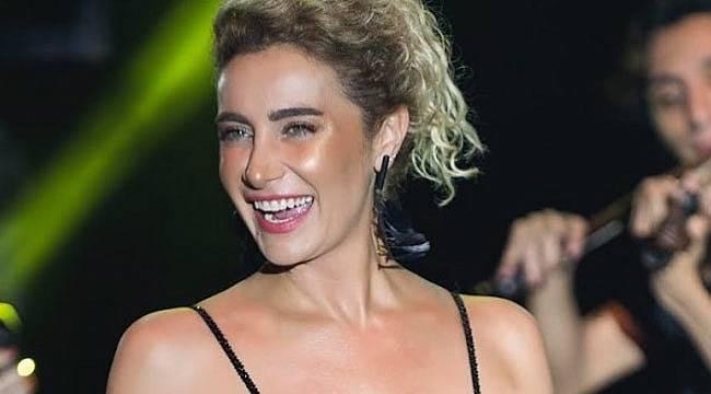 Sıla Ataşehir'de konser verdi