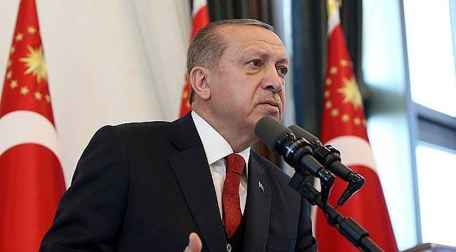 Erdoğan, 'Türkiye kuşatılmaya çalışılıyor'