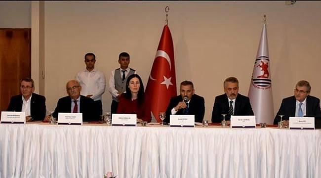 OMÜ danışma meclisi toplandı