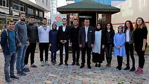 Örnek proje Atakum'da