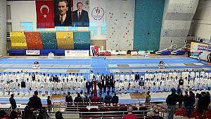 Eskrim yıldızlar Türkiye Şampiyonası başladı