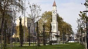 Saat kulesi tamamlandı