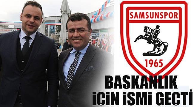 Samsunspor'da başkan arayışı