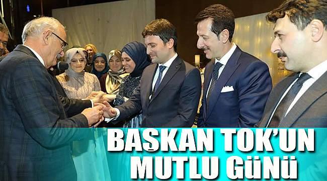 Büşra Tok ve Muhammed Kaya evliliğe ilk adımı attı