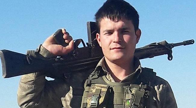 Konya'ya sele kapılarak şehit olan askerin acısı haberi ulaştı