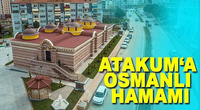 Atakum'da Osmanlı hamam dönemi