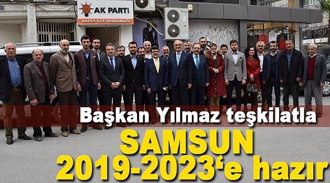 Samsun 2019-2023 hazır