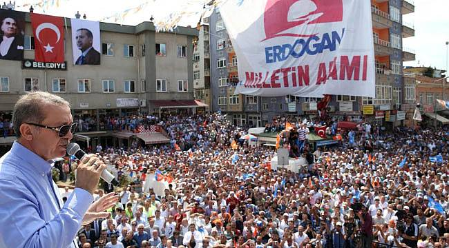Tekkeköy Cumhurbaşkanını karışlamaya hazırlanıyor