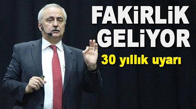 Türkiye su fakiri en büyük tehlike 30 yıl içinde