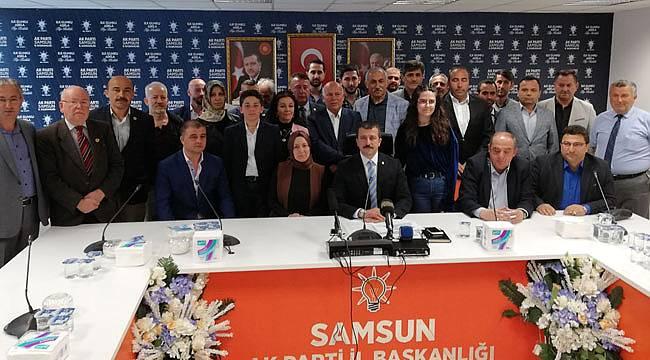 Bülent Turan, AK Parti'den milletvekili aday adayı