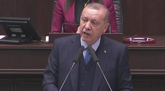 Cumhurbaşkanı Erdoğan, grup toplantısında doktorunu çağırdı