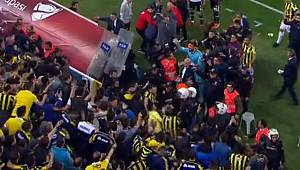 Fenerbahçe-Beşiktaş maçı ertelendi