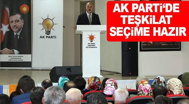 Karaduman, AK Parti teşkilatları yeni Türkiye için hazır