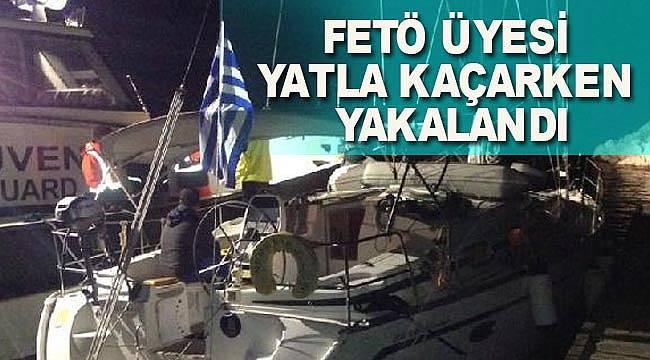 Kod adı Fatih, Yunanistan'a kaçarken yakalandı