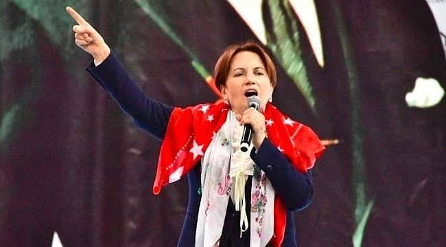 Meral Akşener, İYİ Parti'nin Cumhurbaşkanı adayı