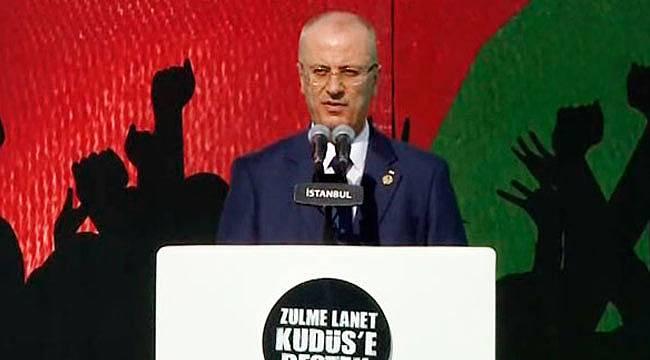 Filistin Başbakanın dan destek çağrısı
