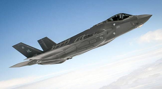 İsrail F-35 teslimatını engellemek istiyor