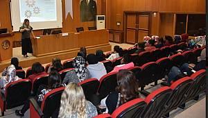 OMÜ'de iş sağlığı ve güvenliği eğitimi